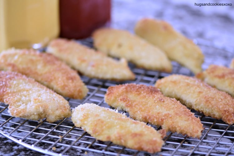 Secret Ingredient Kid Friendly Chicken Tenders