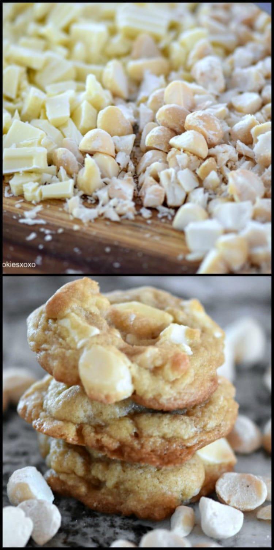 white chocolate macadamia nut
