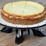 Fool Proof Cheesecake