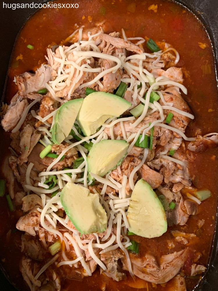 Fiesta Taco Slow Cooker Chicken