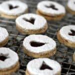 Bakery Linzer Cookies