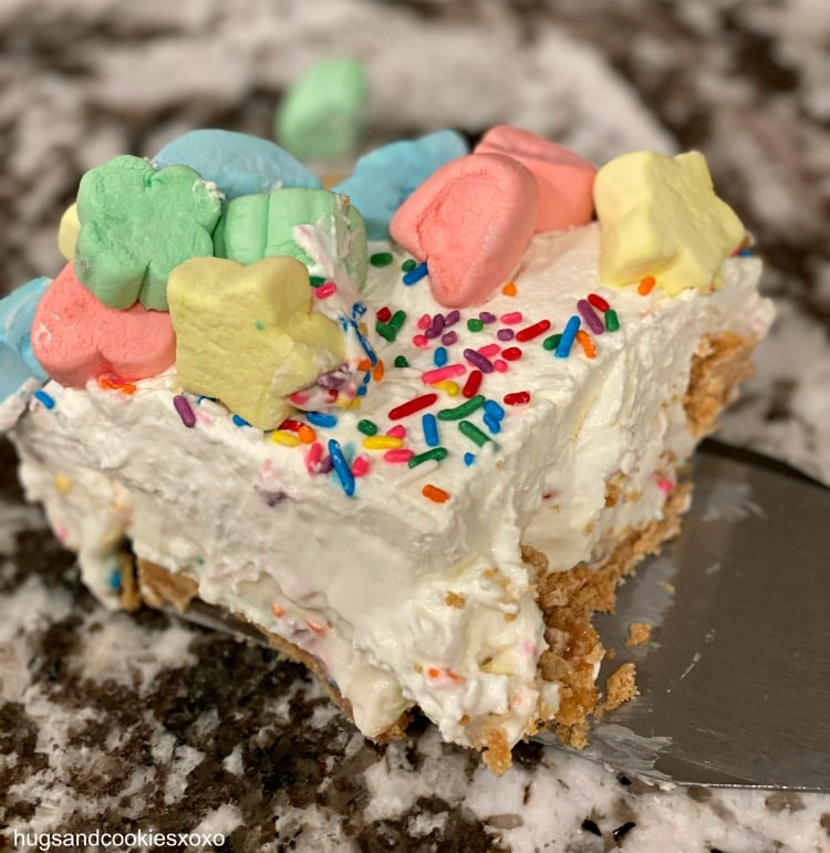 Lucky Charms Pie