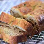 One Bowl Chocolate Chip Banana Bread