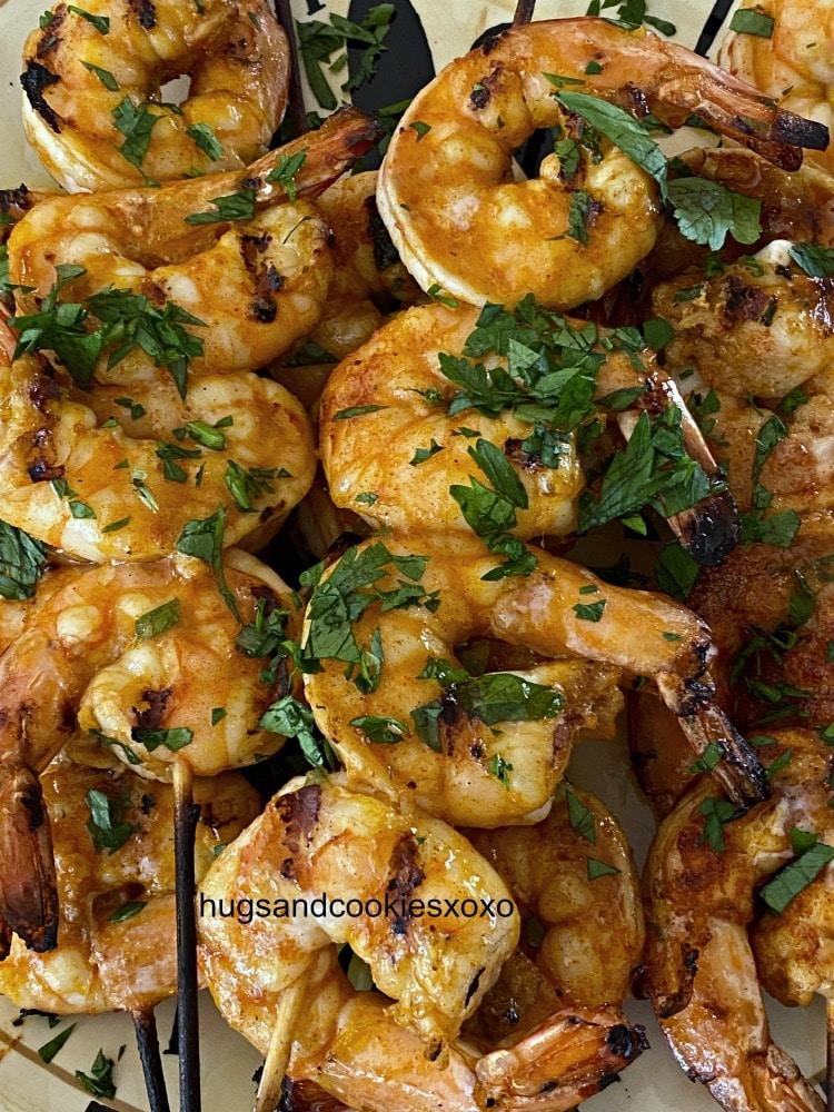 Bourbon Shrimp
