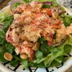 Lobster Caesar Salad