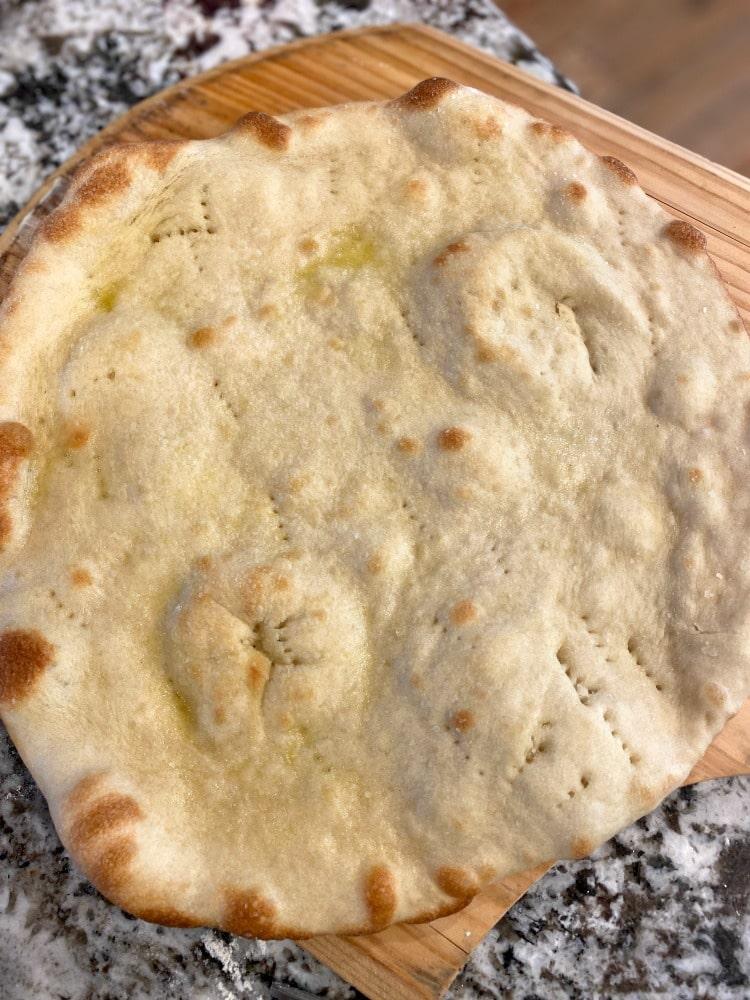 crispy 24 Hour Pizza Dough