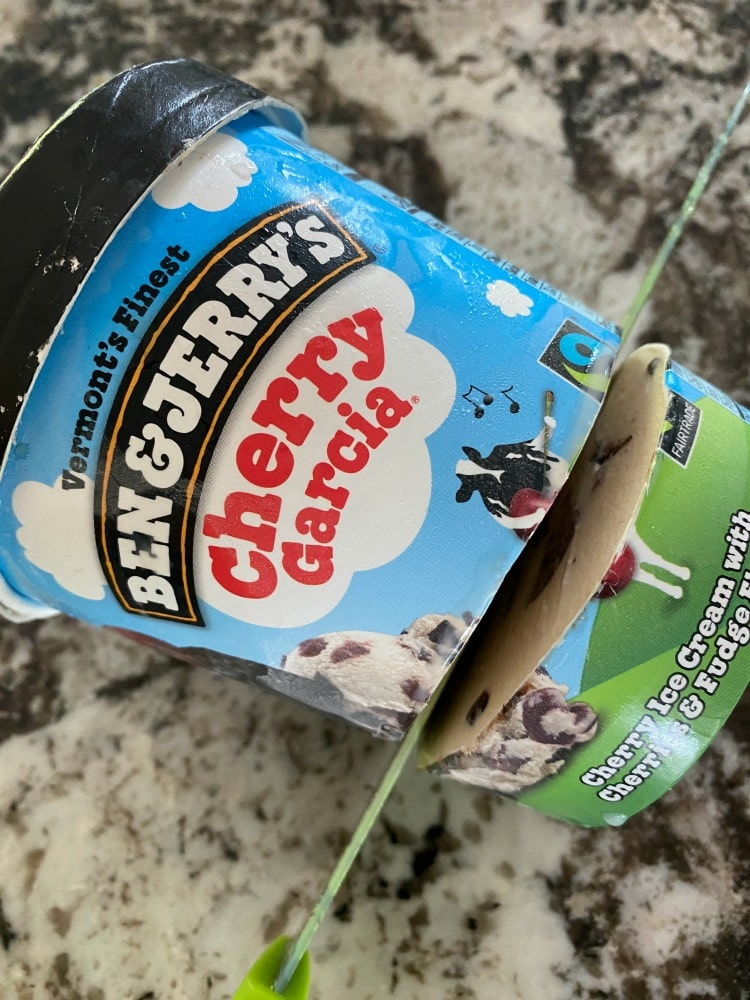 ben and jerrys ice cream