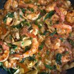Spinach Artichoke Shrimp