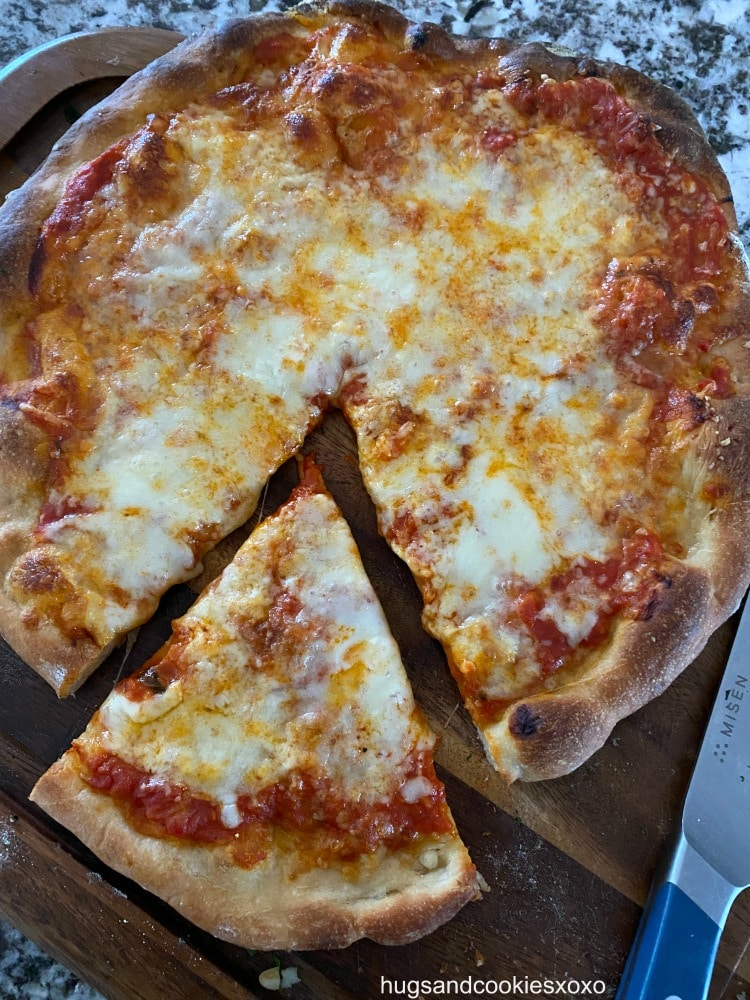24 Hour Pizza Dough