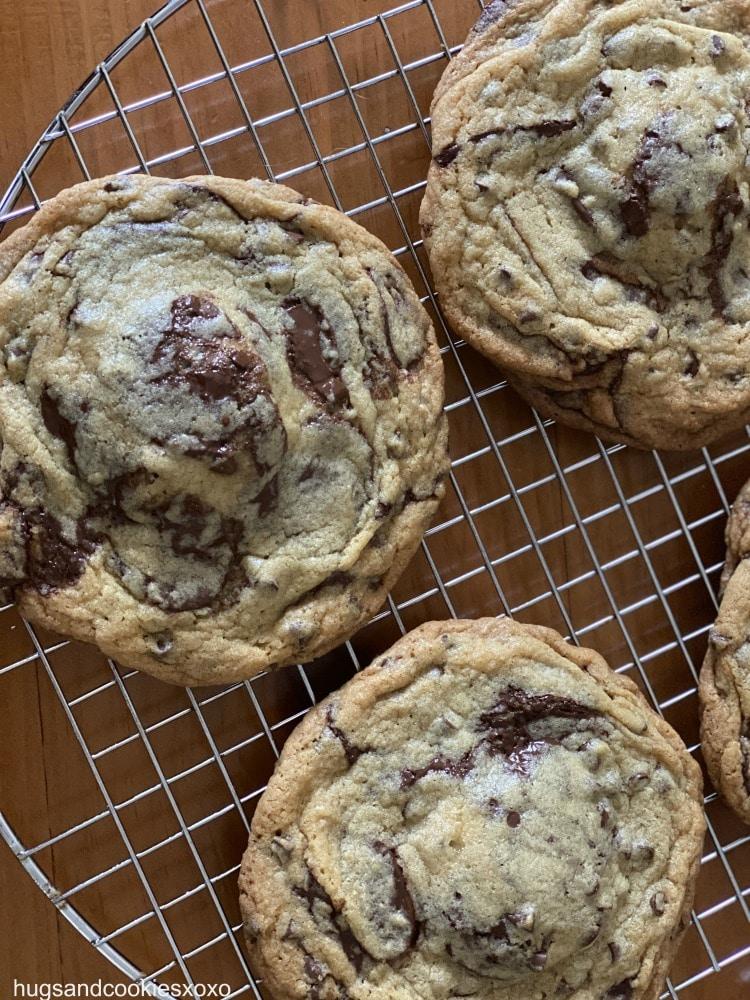 Hide and Seek Oreo Chocolate Chip Cookies