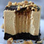 Peanut Butter Oreo Cheesecake Bars