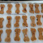 Peanut Butter Bacon Dog Treats