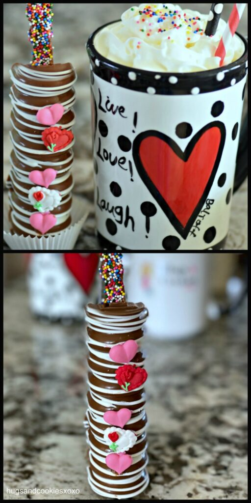 Valentine Hot Chocolate Bombs