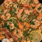 Skillet Shrimp Scampi