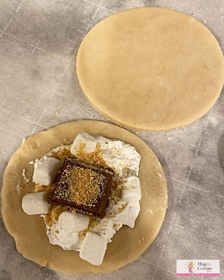 S'mores Hand Held Pies