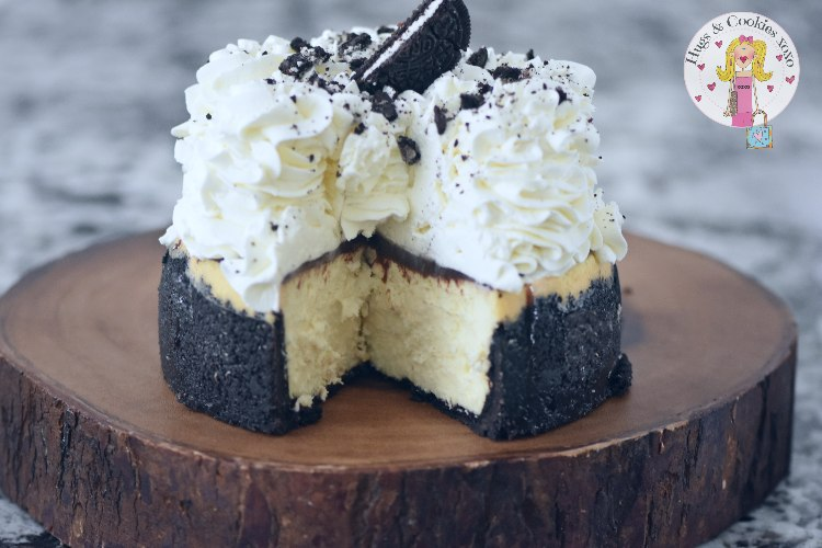 Mini Oreo Cheesecake