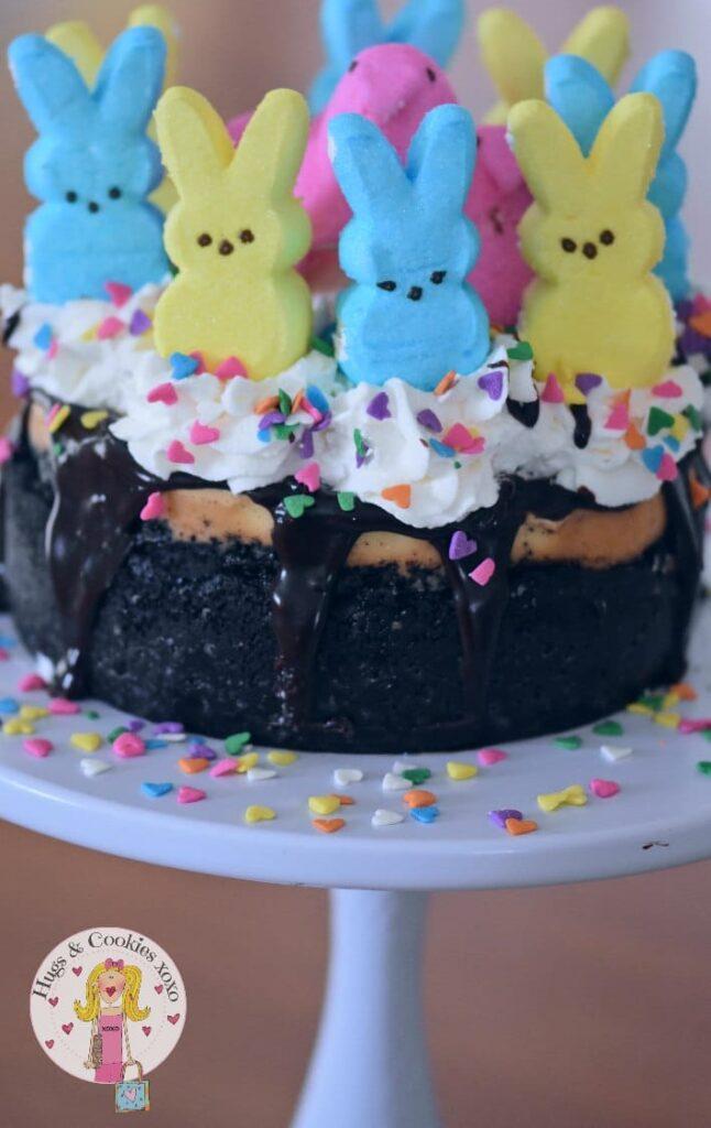 Peeps Cheesecake