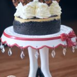 Samoa Oreo Cheesecake