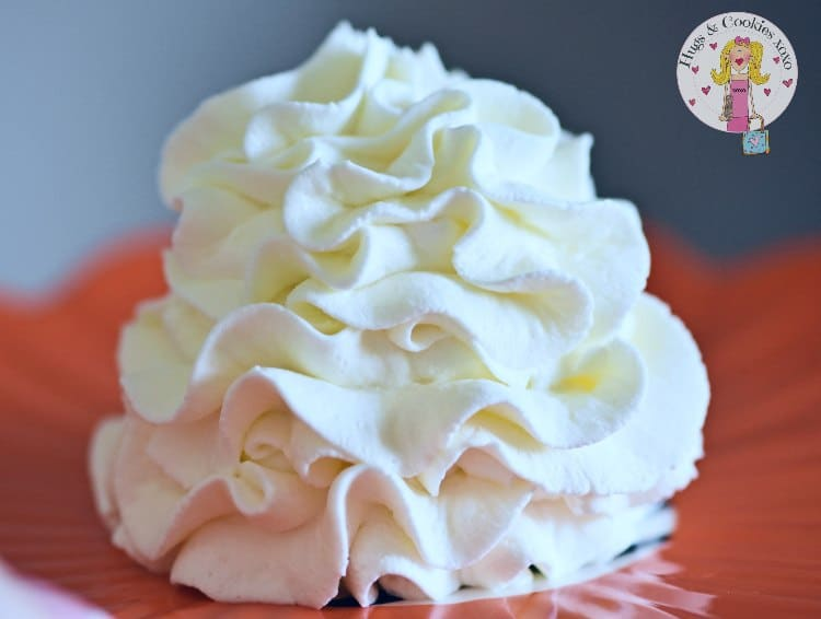 Copycat Cheesecake Factory Whipped Cream