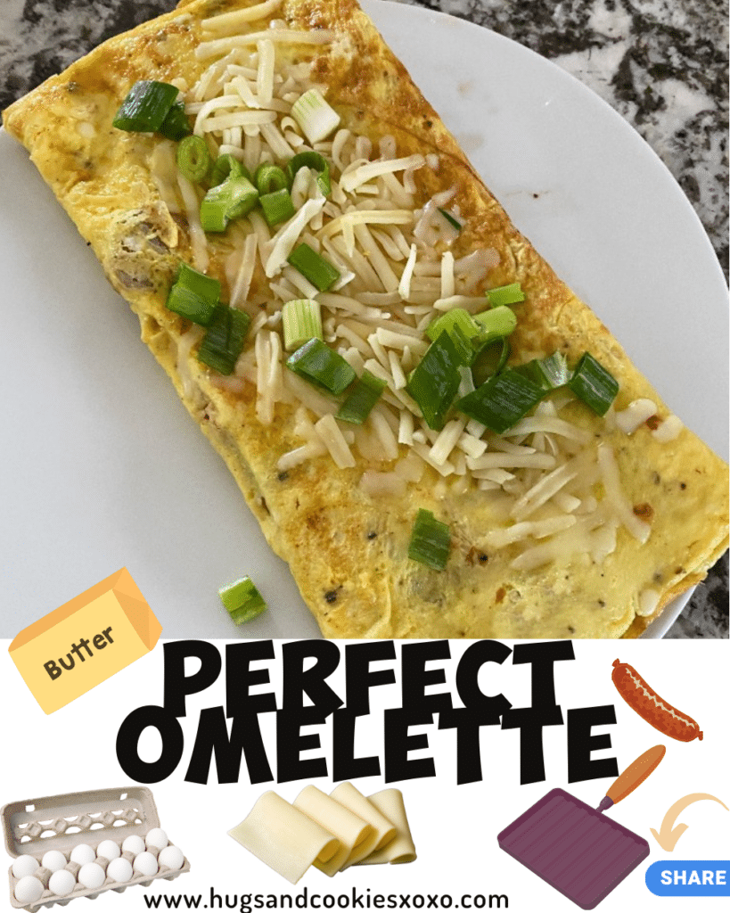 Perfect Omelettes