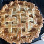 Apple Pie with Butter Crust