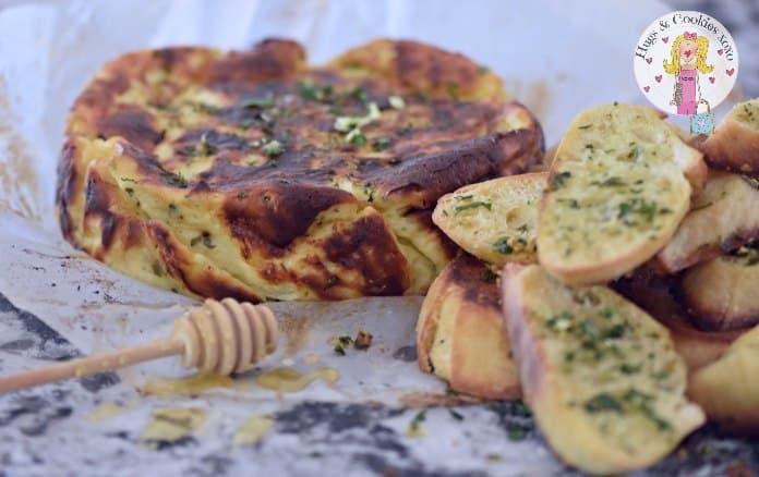 Baked Ricotta Appetizer